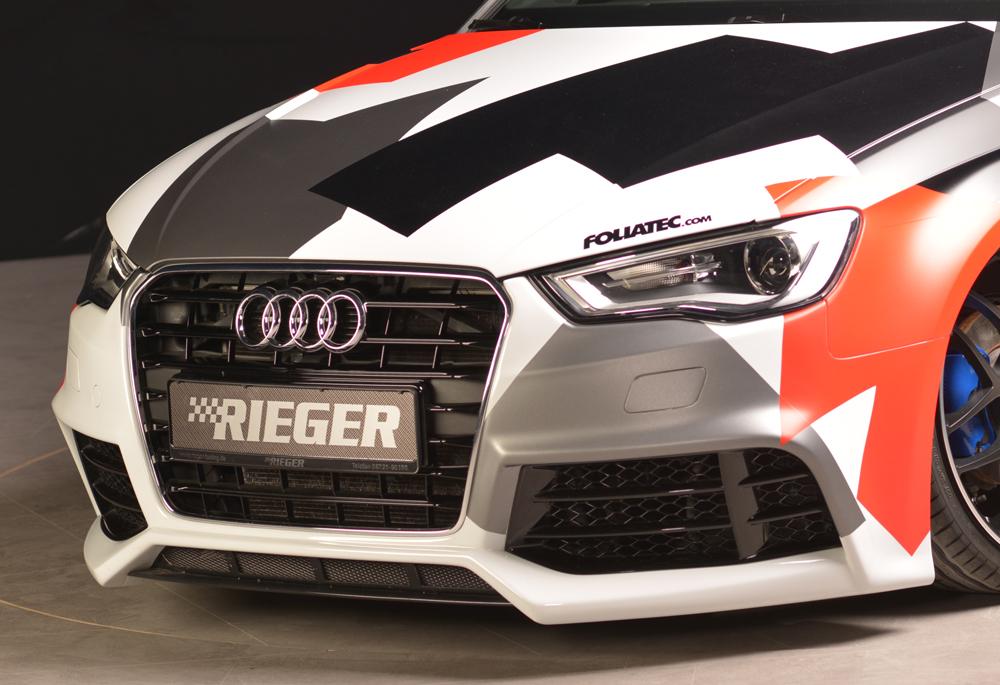 Rieger A3 V85 ≫ Tuning【 Rieger Oficial ®】