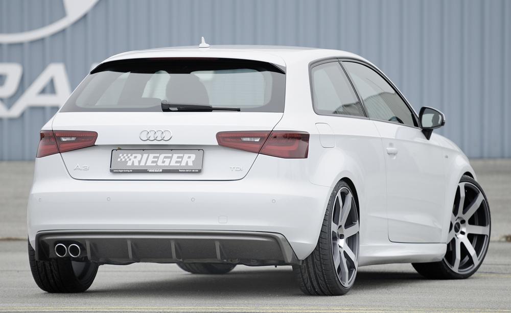 Rieger A3 V86 ≫ Tuning【 Rieger Oficial ®】