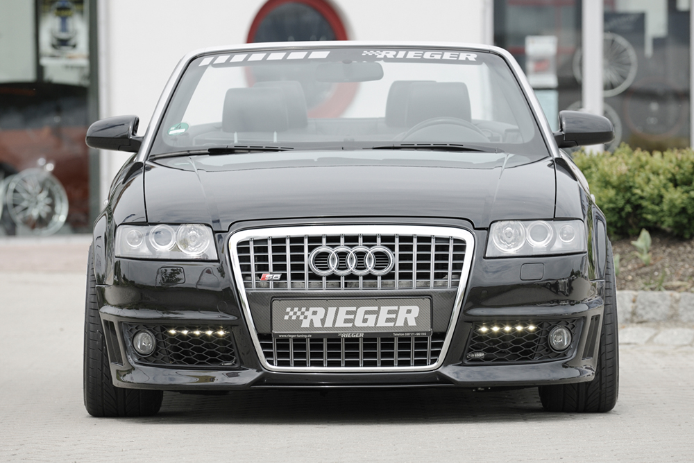 Rieger A4 8H cabrio2 ≫ Tuning【 Rieger Oficial ®】