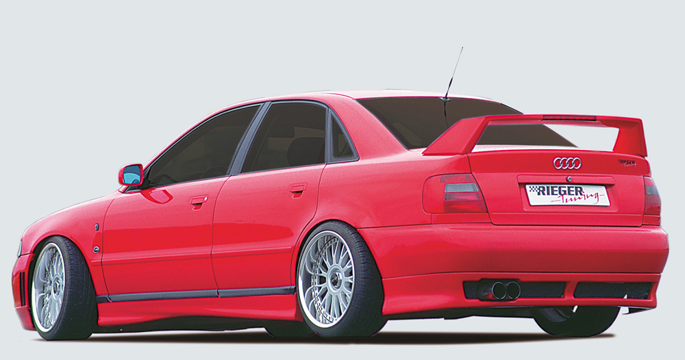 Rieger A4 B51 ≫ Tuning【 Rieger Oficial ®】