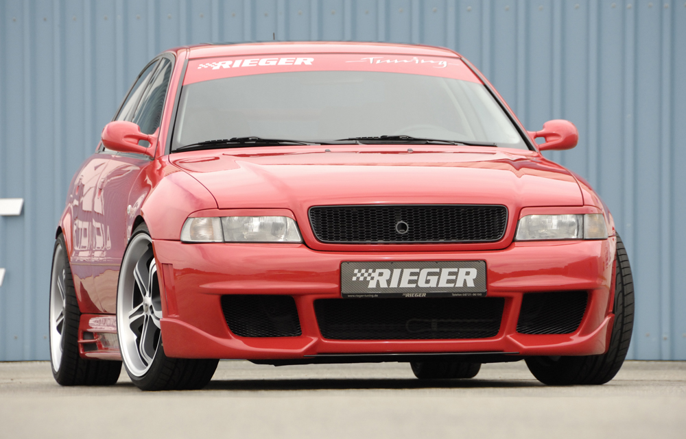 Rieger A4 B53 ≫ Tuning【 Rieger Oficial ®】