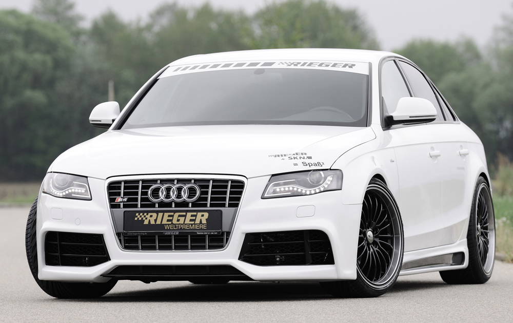 Rieger A4 B8 B81 Antes facelift1 ≫ Tuning【 Rieger Oficial ®】