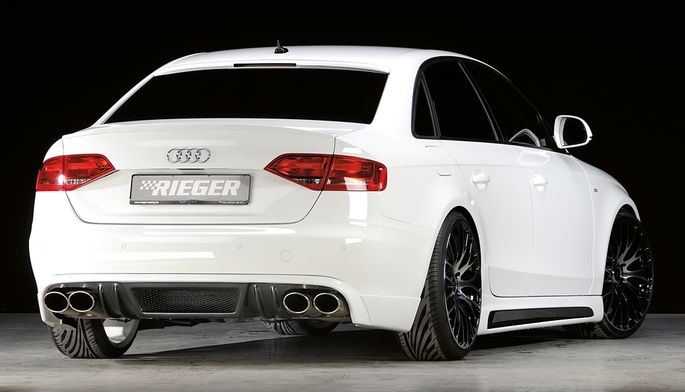 Rieger A4 B8 B81 Antes facelift2 ≫ Tuning【 Rieger Oficial ®】