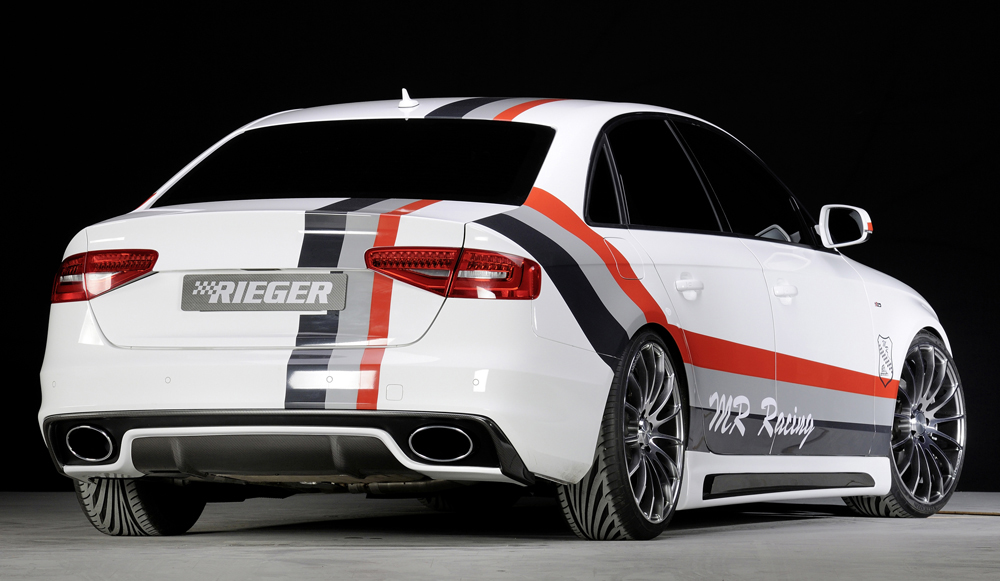 Rieger A4 B8 B81 Despues facelift3 ≫ Tuning【 Rieger Oficial ®】