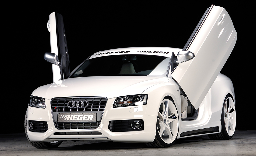 Rieger A5 B8 B81 Antes facelift1 ≫ Tuning【 Rieger Oficial ®】