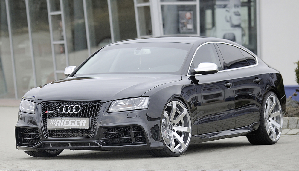 Rieger A5 B8 B81 Antes facelift3 ≫ Tuning【 Rieger Oficial ®】