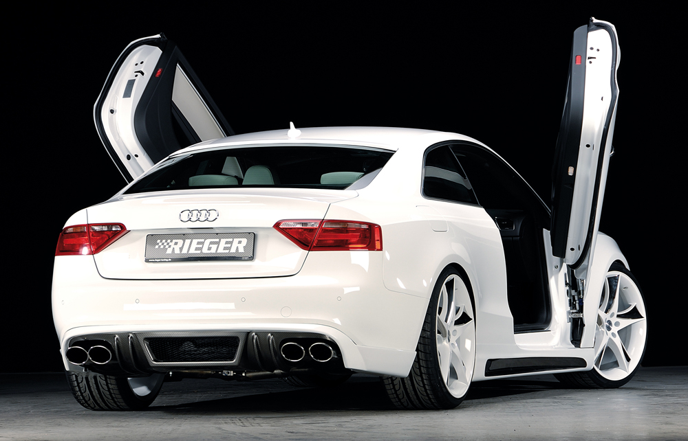 Rieger A5 B8 B81 Antes facelift4 ≫ Tuning【 Rieger Oficial ®】