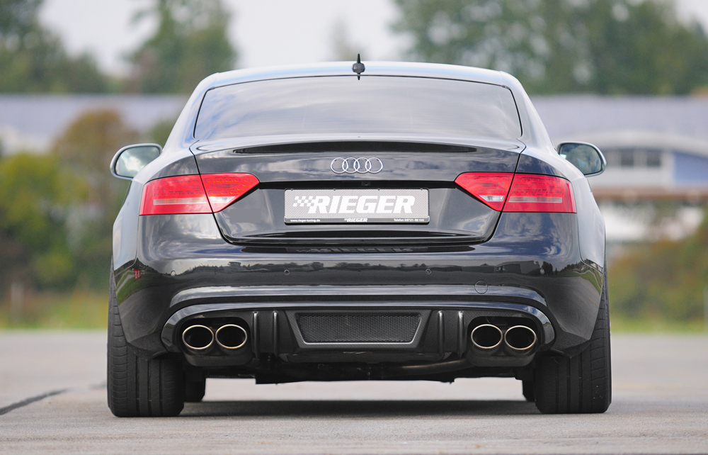 Rieger A5 B8 B81 Antes facelift5 ≫ Tuning【 Rieger Oficial ®】