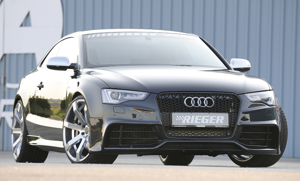 Rieger A5 B8 B81 Despues Facelift1 ≫ Tuning【 Rieger Oficial ®】