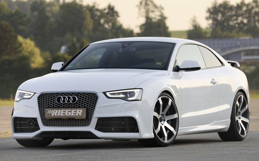 Rieger A5 B8 B81 Despues Facelift2 ≫ Tuning【 Rieger Oficial ®】