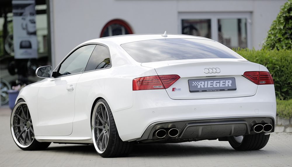 Rieger A5 B8 B81 Despues Facelift4 ≫ Tuning【 Rieger Oficial ®】