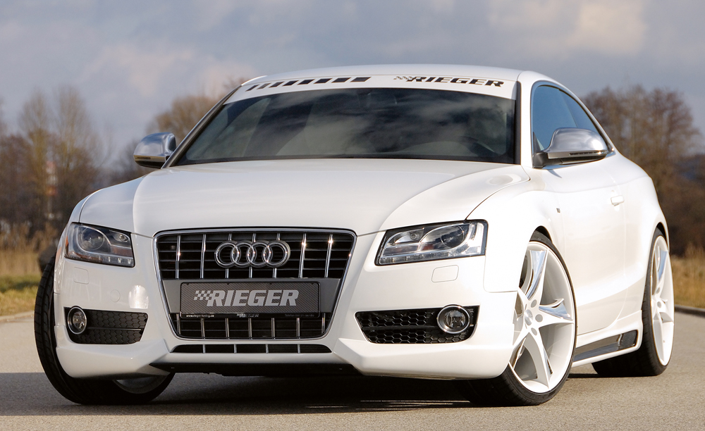 Rieger A5 B8 B81 Sportback antes facelift1 ≫ Tuning【 Rieger Oficial ®】