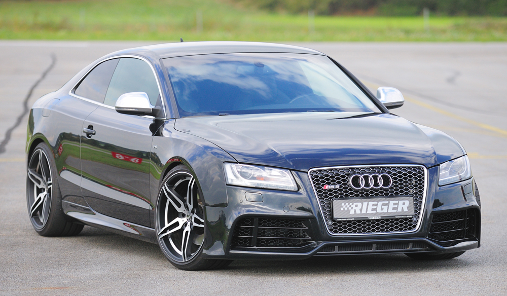 Rieger A5 B8 B81 Sportback antes facelift3 ≫ Tuning【 Rieger Oficial ®】