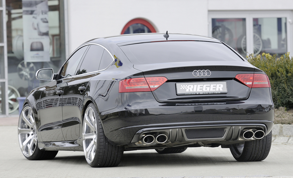 Rieger A5 B8 B81 Sportback antes facelift5 ≫ Tuning【 Rieger Oficial ®】