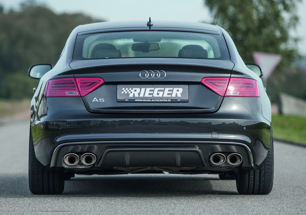 Rieger A5 B8 B81 Sportback despues facelift2 ≫ Tuning【 Rieger Oficial ®】