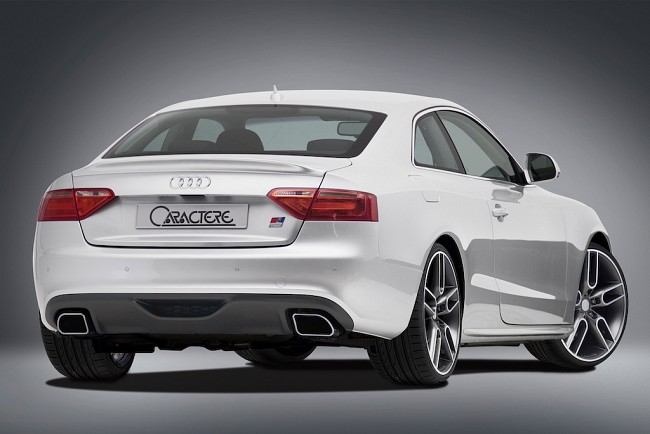 caractere audi A5 1 ≫ Tuning【 Rieger Oficial ®】