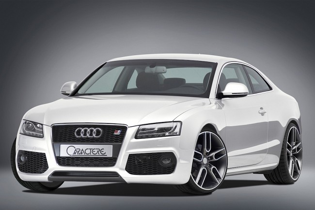 caractere audi A5 2 ≫ Tuning【 Rieger Oficial ®】