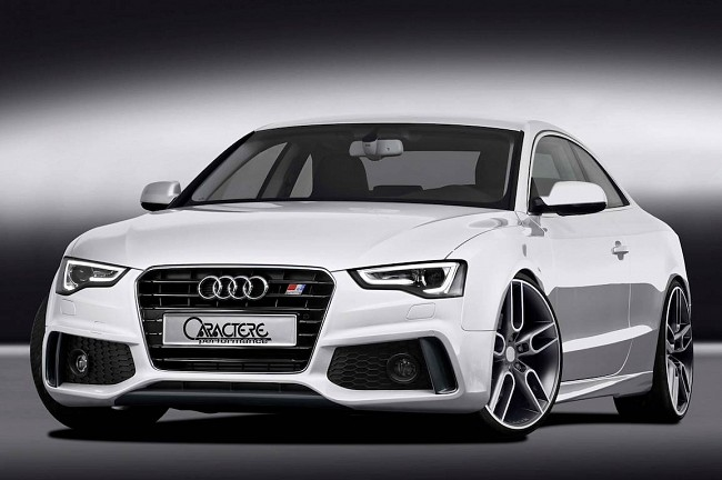 caractere audi A5 2013 2 ≫ Tuning【 Rieger Oficial ®】