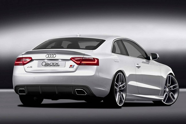 caractere audi A5 2013 4 ≫ Tuning【 Rieger Oficial ®】