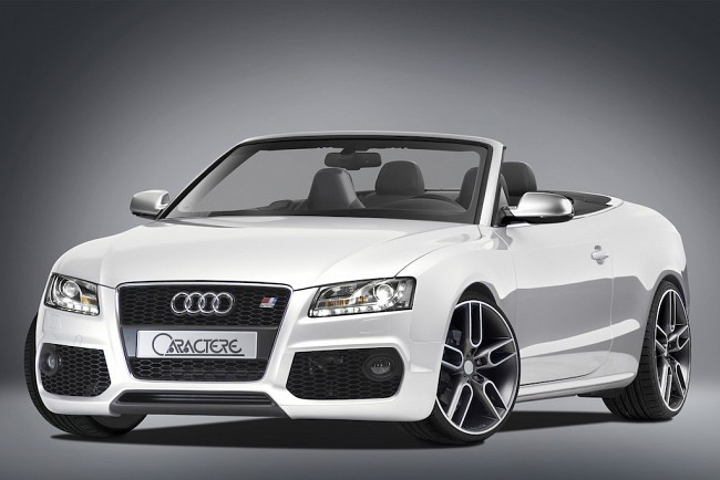 caractere audi A5 4 ≫ Tuning【 Rieger Oficial ®】