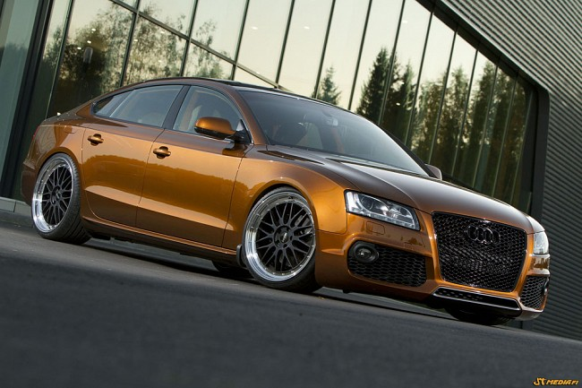 caractere audi A5 8 ≫ Tuning【 Rieger Oficial ®】