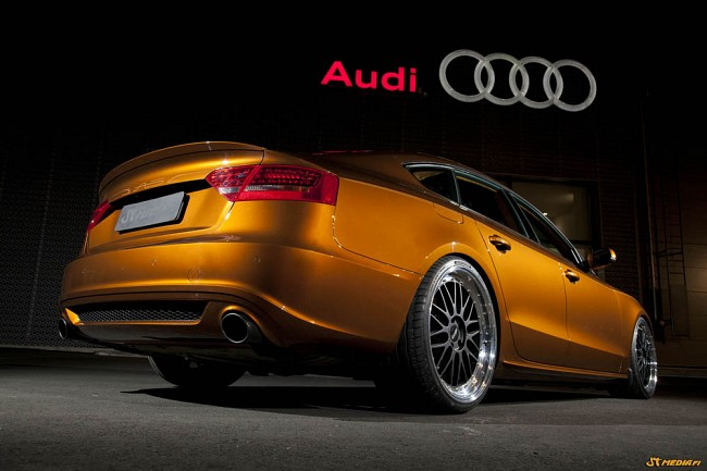 caractere audi A5 9 ≫ Tuning【 Rieger Oficial ®】