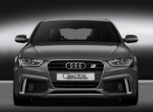 caractere audi a4 10 ≫ Tuning【 Rieger Oficial ®】