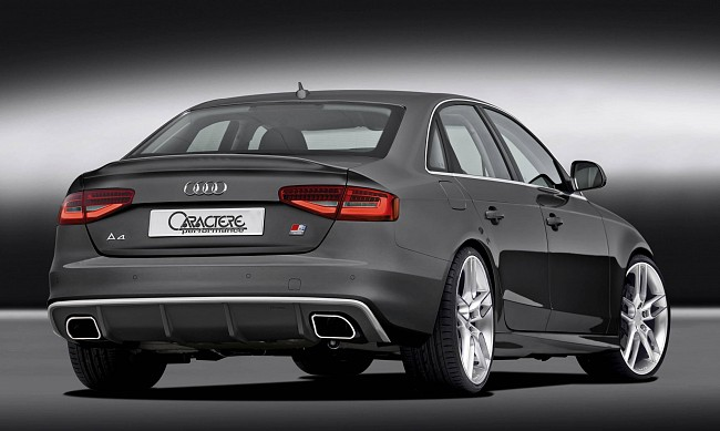 caractere audi a4 11 ≫ Tuning【 Rieger Oficial ®】