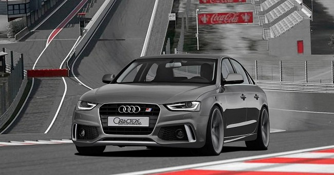 caractere audi a4 12 ≫ Tuning【 Rieger Oficial ®】