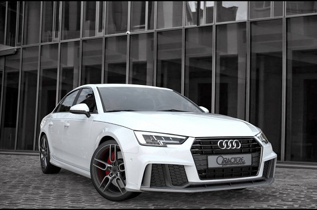 caractere audi a4 13 ≫ Tuning【 Rieger Oficial ®】