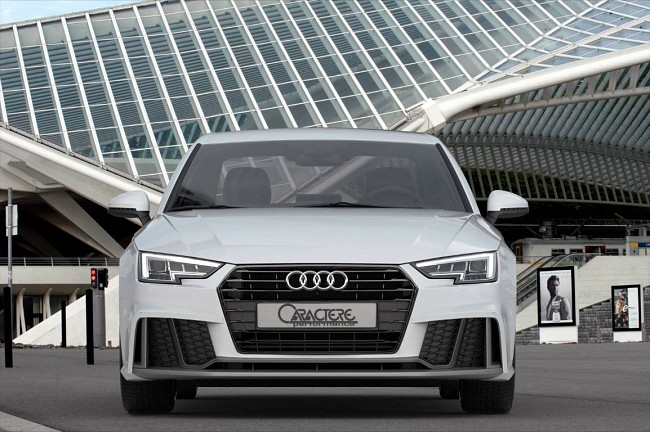 caractere audi a4 14 ≫ Tuning【 Rieger Oficial ®】