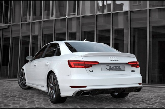 caractere audi a4 15 ≫ Tuning【 Rieger Oficial ®】