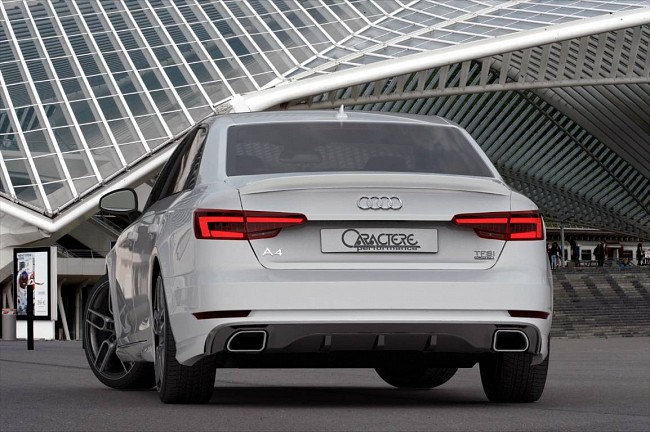 caractere audi a4 16 ≫ Tuning【 Rieger Oficial ®】
