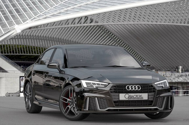 caractere audi a4 17 ≫ Tuning【 Rieger Oficial ®】