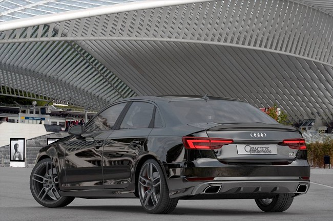 caractere audi a4 18 ≫ Tuning【 Rieger Oficial ®】