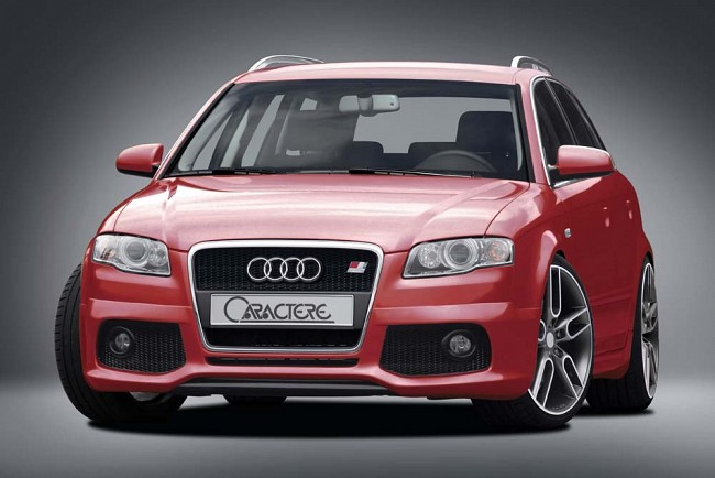 caractere audi a4 4 ≫ Tuning【 Rieger Oficial ®】