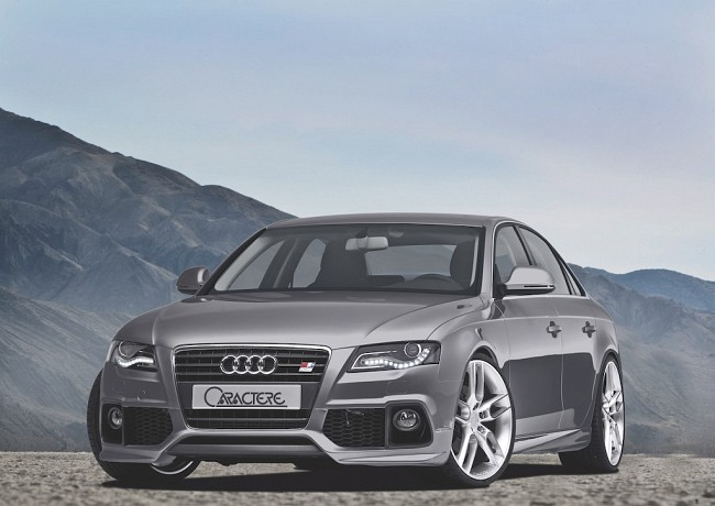 caractere audi a4 6 ≫ Tuning【 Rieger Oficial ®】