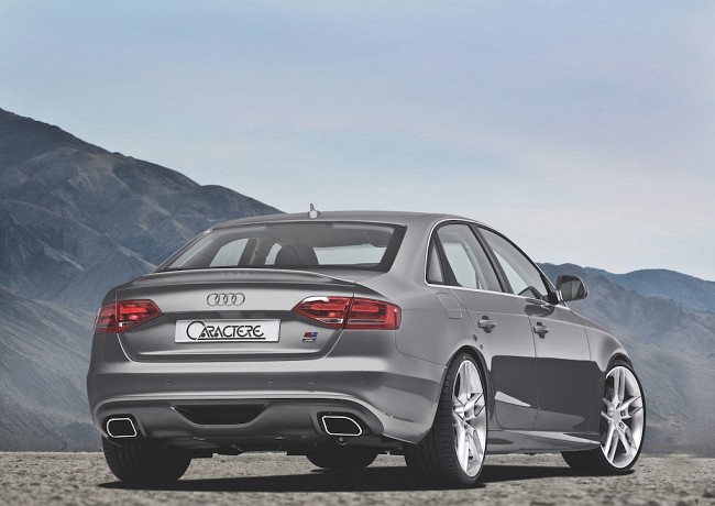caractere audi a4 8 ≫ Tuning【 Rieger Oficial ®】