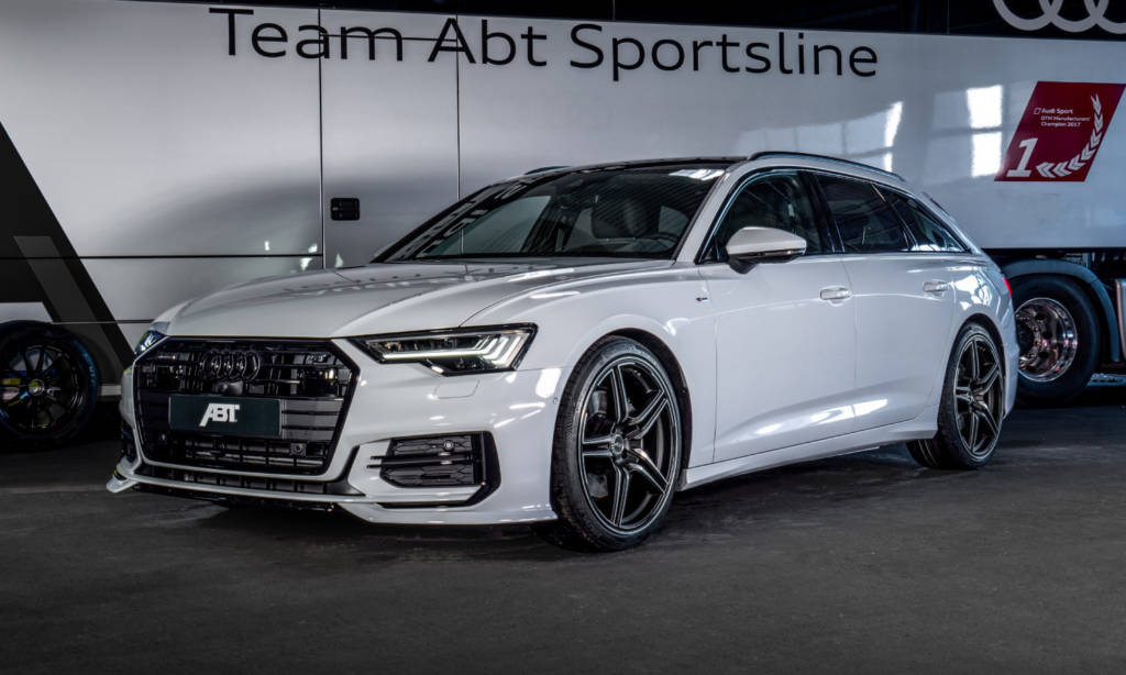 ABT A6 4K00 Front ≫ Tuning【 Rieger Oficial ®】