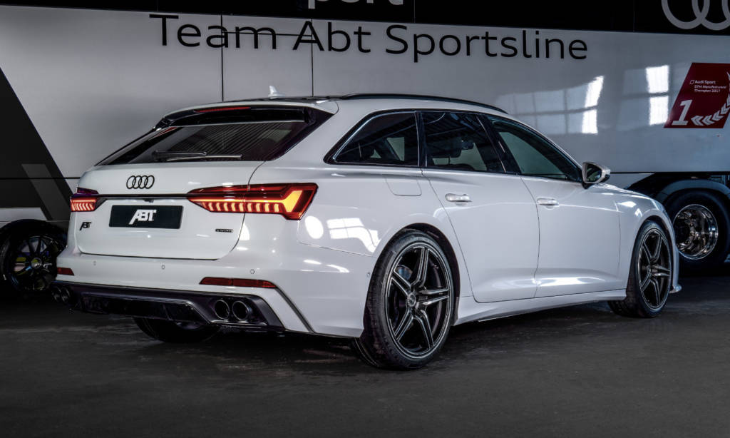 ABT A6 4K00 Heck ≫ Tuning【 Rieger Oficial ®】