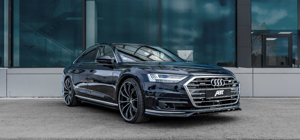 ABT A8 4N00 GR22 Komplettumbau Front ≫ Tuning【 Rieger Oficial ®】
