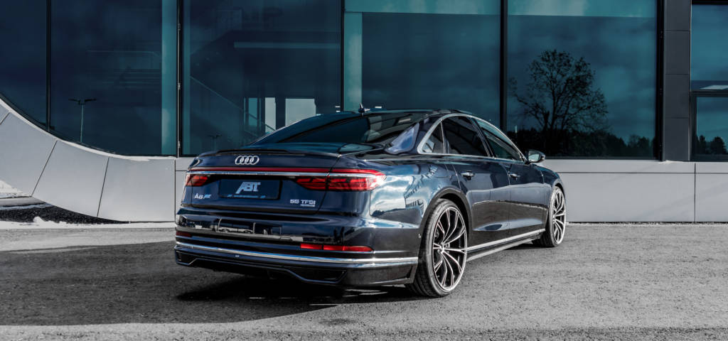 ABT A8 4N00 GR22 Komplettumbau Heck ≫ Tuning【 Rieger Oficial ®】