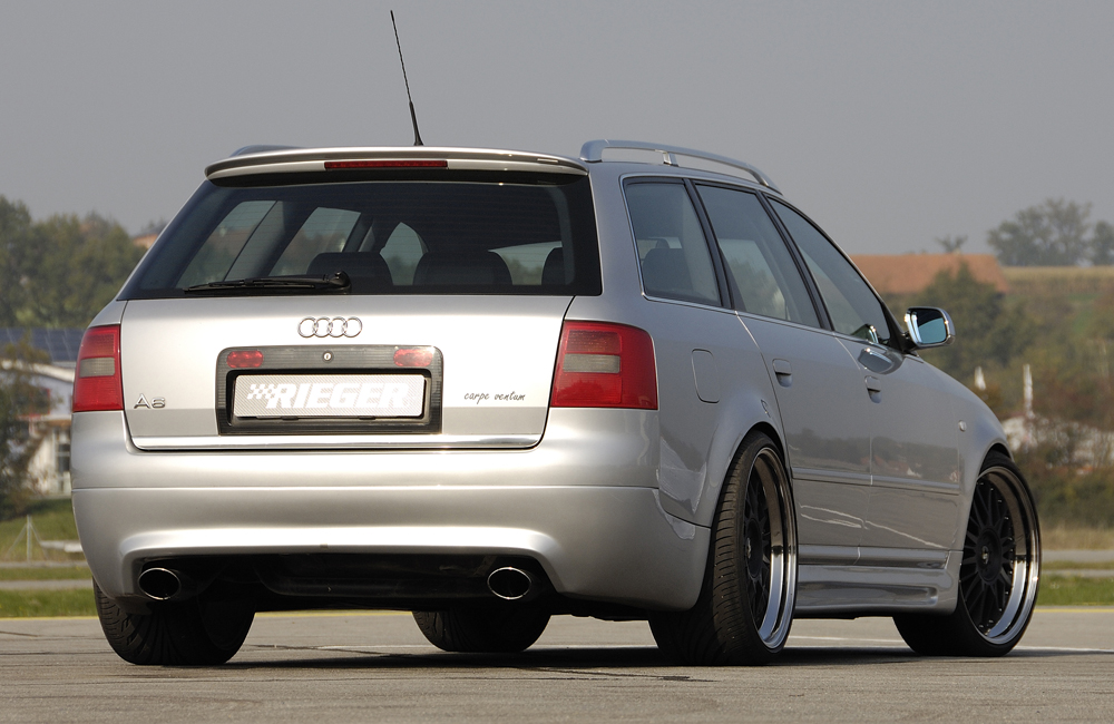 Rieger A6 4B3 ≫ Tuning【 Rieger Oficial ®】