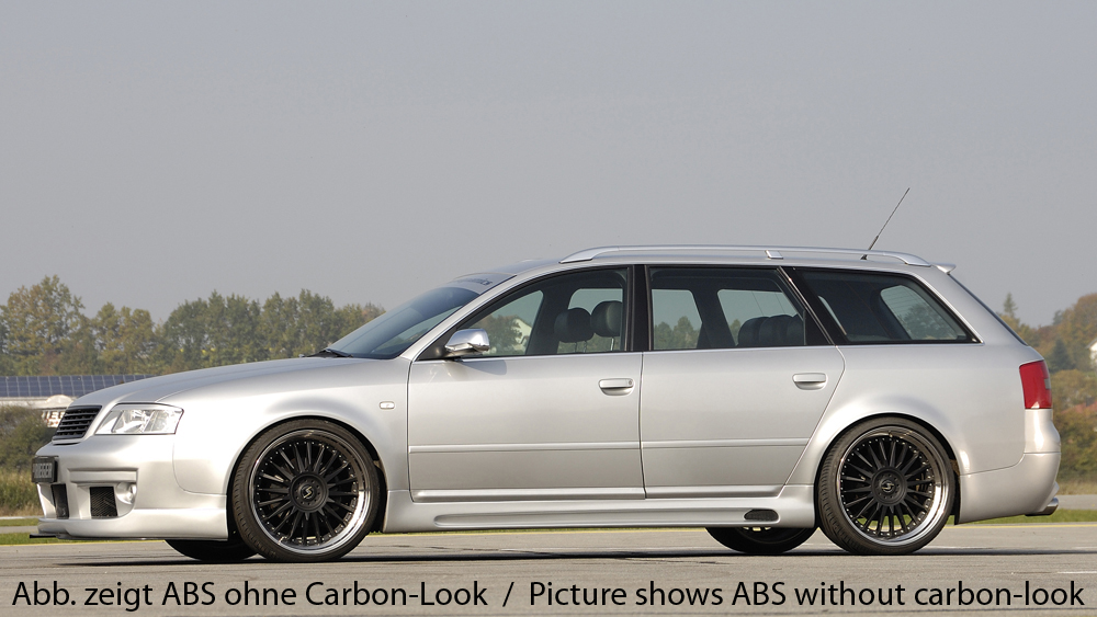 Rieger A6 4B4 ≫ Tuning【 Rieger Oficial ®】