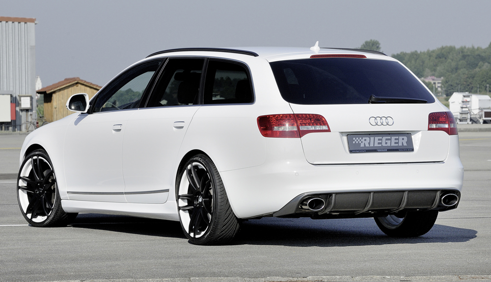 Rieger A6 4F2 ≫ Tuning【 Rieger Oficial ®】