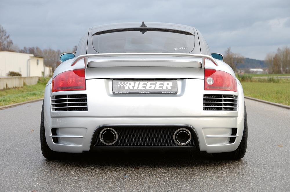 Rieger TT 8N5 ≫ Tuning【 Rieger Oficial ®】