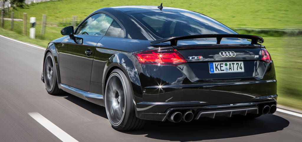 audi tts tuning von abt heck ≫ Tuning【 Rieger Oficial ®】