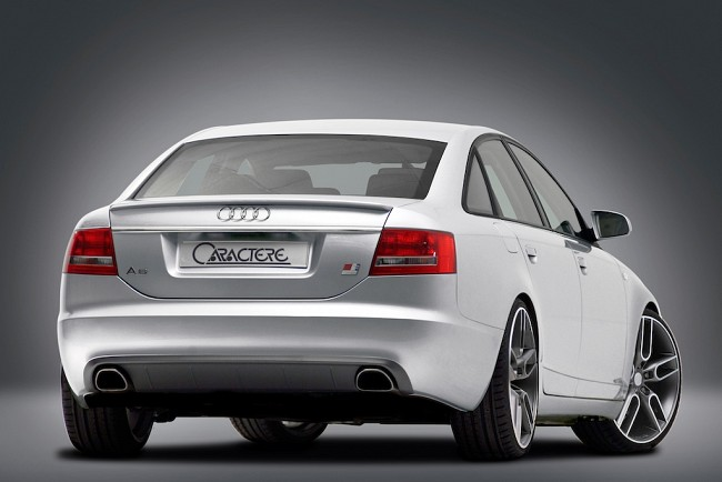 caractere audi a6 2004 1 ≫ Tuning【 Rieger Oficial ®】