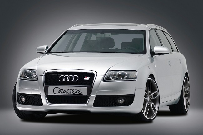 caractere audi a6 2004 3 ≫ Tuning【 Rieger Oficial ®】