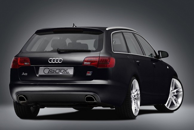 caractere audi a6 2004 5 ≫ Tuning【 Rieger Oficial ®】